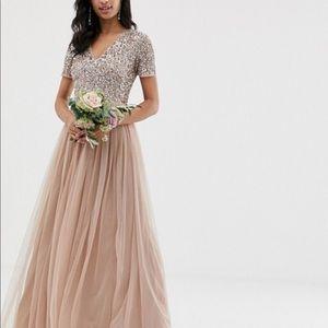 Brand new never worn prom dress